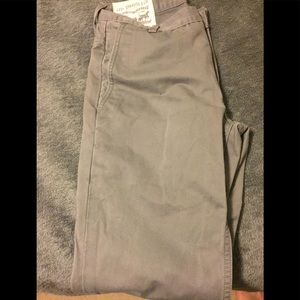 Levi's size 29/32 gray chinos pants.
